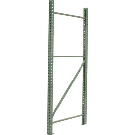 "Pallet Rack Upright Frame 42""D x 120""H"