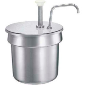 Server 83220,  Stainless Steel Pump For A 7 Qt Vegetable inset