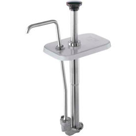 Server 82120,  Stainless Steel Pump, For Deep Fountain Jar, Thin Condiments
