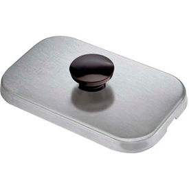 Server 82559, Stainless Steel Lift-Off Lid, For Use w/ Fountain Jars