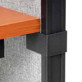 Desk To Panel Bracket Set (1 Left & 1 Right With Screws)
