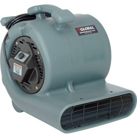 Global® 3/4 HP 3 Speed Floor Dryer, Blower