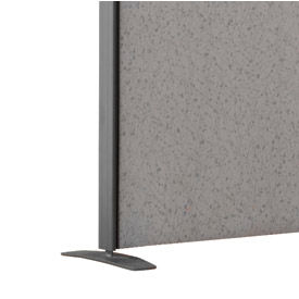 T-Base Foot For Office Partitions