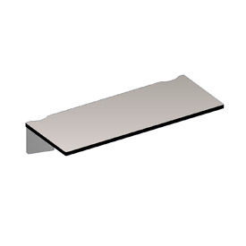 60 x 24 Rectangular Worksurface with Cantilever Brackets For Office Partitions