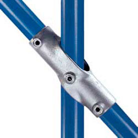 "Kee Safety - 30 8 - 30 Degree - 45 Degree Adjustable Cross, 1-1/2"" Dia."