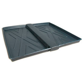 UltraTech Ultra-Rack Containment Tray® 2371 - 2 Trays & 1 Connector