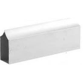 """Aluminum Head Rail - 48""""W (Anti Grip)"""