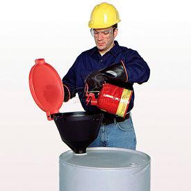 UltraTech Ultra-Burp-Free Funnel® 0651 - Standard Style