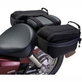 MotoGear Extreme Motorcycle Saddle Bags