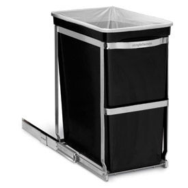 simplehuman® Pull Out Waste Can - 8 Gallon