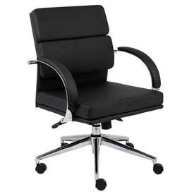 CaressoftPlus™ Executive Chair, Black