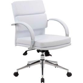 CaressoftPlus™ Executive Chair, White