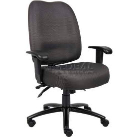 Dido Multi-Function Task Chair, Gray by