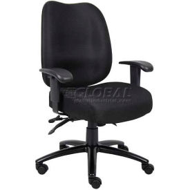 Dido Multi-Function Task Chair, Black by