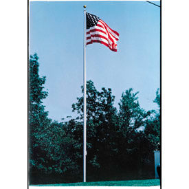 20' Large Outdoor Aluminum Flagpole