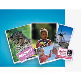 """Heat Sealed Laminating Pouches, 100 Pk, 5 Mil, 4""""x6"""" Photo/Index Card Size"""