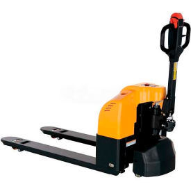 Heavy Duty Semi-Electric Self Propelled Pallet Truck 2500 Lb. Capacity