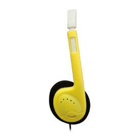 Automatic Sound Limiting Headphones, Yellow