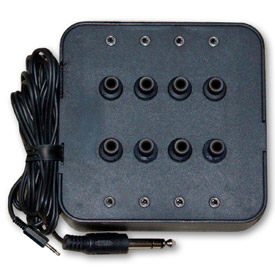 Eight Position Stereo Jack Box