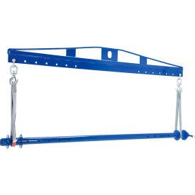 Vestil Spreader Beam Roll Lifter SBRL-25 2500 Lb. Capacity