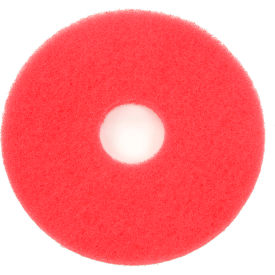 """13"""" Red Buffing Pad - 5 Per Case"""
