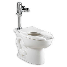 "American Standard 3043001.020 Madera 16-1/2"" H ADA Elongated Toilet, 1.1-1.6GPF"