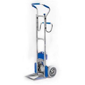 Wesco® LiftKar® SAL Ergo Stair Climbing Truck 274156 300 Lb. Microcellular Wheels