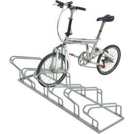 KD Bike Rack, 6-Bike Single Sided Version
