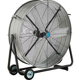 30 Inches Portable Tilt Drum Blower Fan - Direct Drive