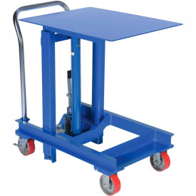 Scissor Lifts Amp Lift Tables Lift Tables Mobile Work