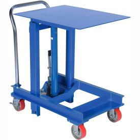 """Vestil Portable Die Lifting Table DIE-2430-60 2000 Lb. Cap. 36"""" to 60"""" Height"""