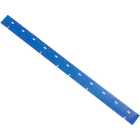 """Replacement Polyurethane Front Squeegee Blade for 18"""" Scrubber"""
