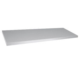 Extra Shelf For 35 x 13 Snap It Bookcases, Dove Gray