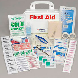 First Aid Kit - 10 Person, Plastic