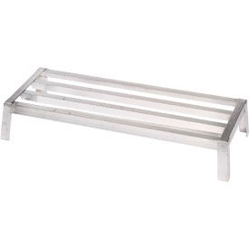 "PVI, DR1860-8, Aluminum Nesting Dunnage Rack 60"" x 18""D x 8""H"