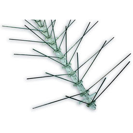 Bird-X Stainless Steel Bird Spikes, 50' L - STS-50