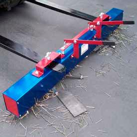 "Heavy Duty Forklift Magnet Sweeper ""The Enforcer"""