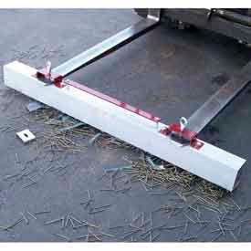 "Load Release Roadmag Magnetic Sweeper - 48"" W"