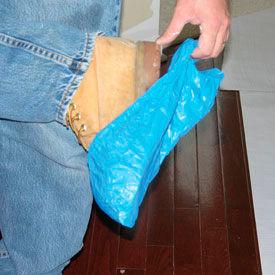 Pro-Tect® Diamond Grip Shoe Booties 100 Pairs