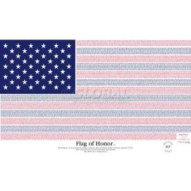 3X5 FT NYL FLAG OF HEROES