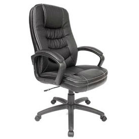Soft-Touch High Back Leather Executive Chair