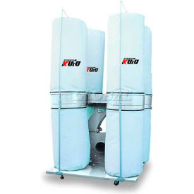 Kufo Seco 10HP UFO-104D Bag Dust Collector
