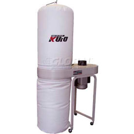 Kufo Seco 2HP UFO-101H Vertical Bag Dust Collector