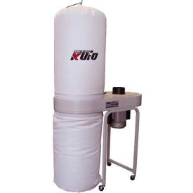 Kufo Seco 2HP UFO-101H3 Vertical Bag Dust Collector