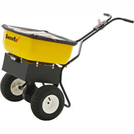 160 Lb. Capacity Walk-Behind Broadcast Spreader