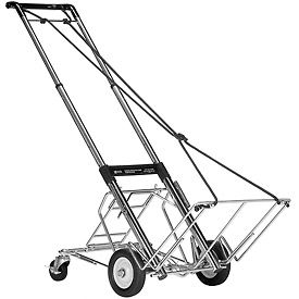 Norris Products 710 W4 Super 4 Wheel Folding Luggage Cargo Cart 400 Lb. Capacity