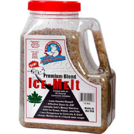 Bare Ground Coated Granular Ice Melt - 12 Lb. Jug
