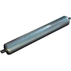 "1.9"" x 16 Ga. Galvanized Steel Roller 26157-18-GP for 18""W Omni Metalcraft Roller Conveyors"