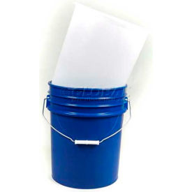 Protective Lining Corp. VL5H 5 Gallon High Density Smooth Pail Insert 15 mil 100 Units per Case - Pkg Qty 100