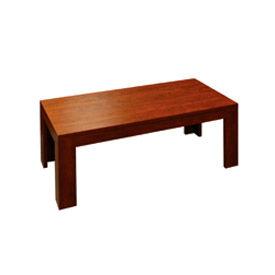 "Boss Reception Coffee Table - 48"" - Cherry"